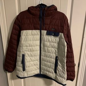 Women's Columbia down jacket